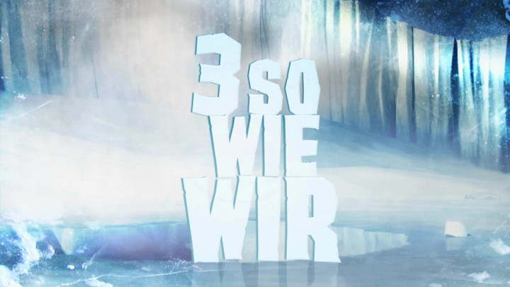 3 so wie wir [Lyric Video]