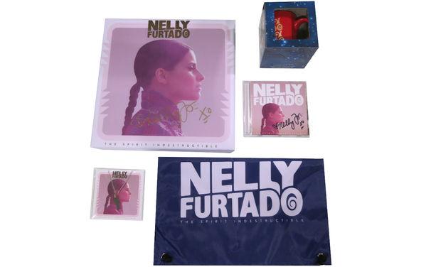 Nelly Furtado, Nelly Furtado feiert Geburtstag: Sichert euch ein großes Fanpaket