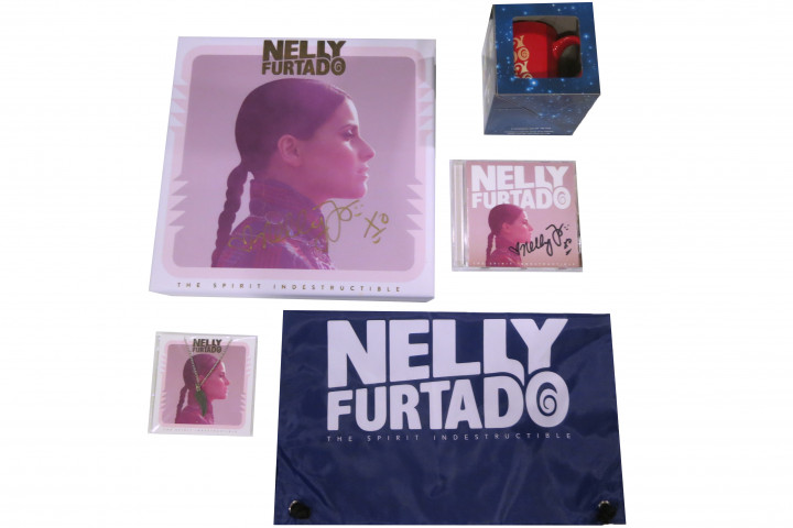 Nelly Furtado - Geburtstags Gsp - 2014