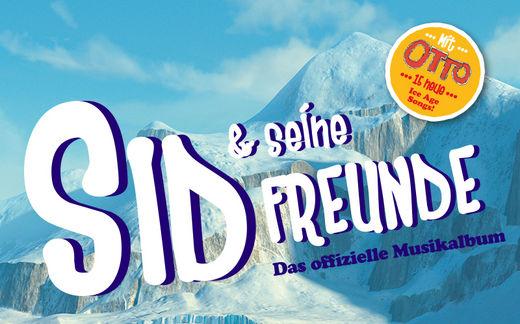 """Ice Age - Sid und seine Freunde, Hier in """"Cool und locker"""" reinhören!"""