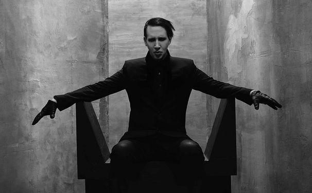 Marilyn Manson, Am 16. Januar 2015 kommt das neue Marilyn Manson Album – jetzt vorbestellen