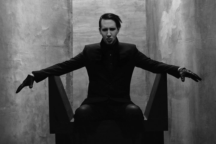 Marilyn Manson - The Pale Emperor - 2014