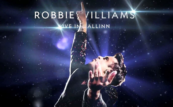 Robbie Williams DVD Trailer
