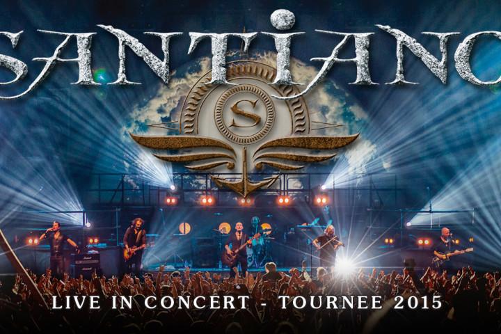 Santiano Tour 2015