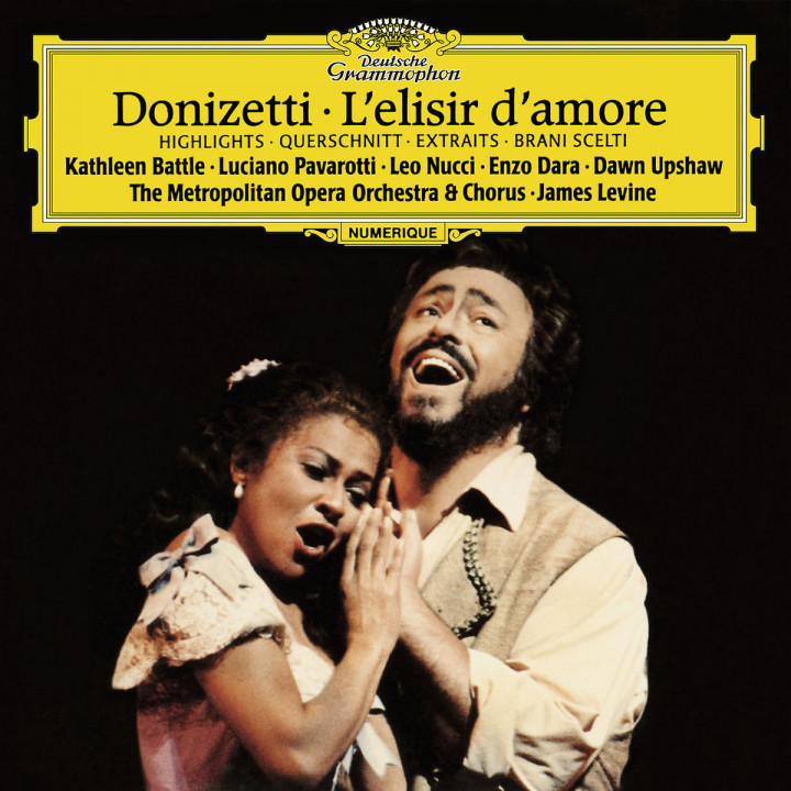 Donizetti:L'elisir d'amore - Highlights