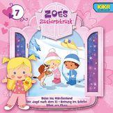 Zoés Zauberschrank, 07: Reise in Märchenland / Die Jagd nach dem Ei / Rettung im Schnee / Biber am Fluss, 00602537445547
