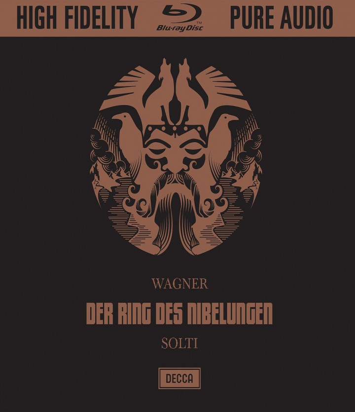 Ring der Nibelungen Blu-ray