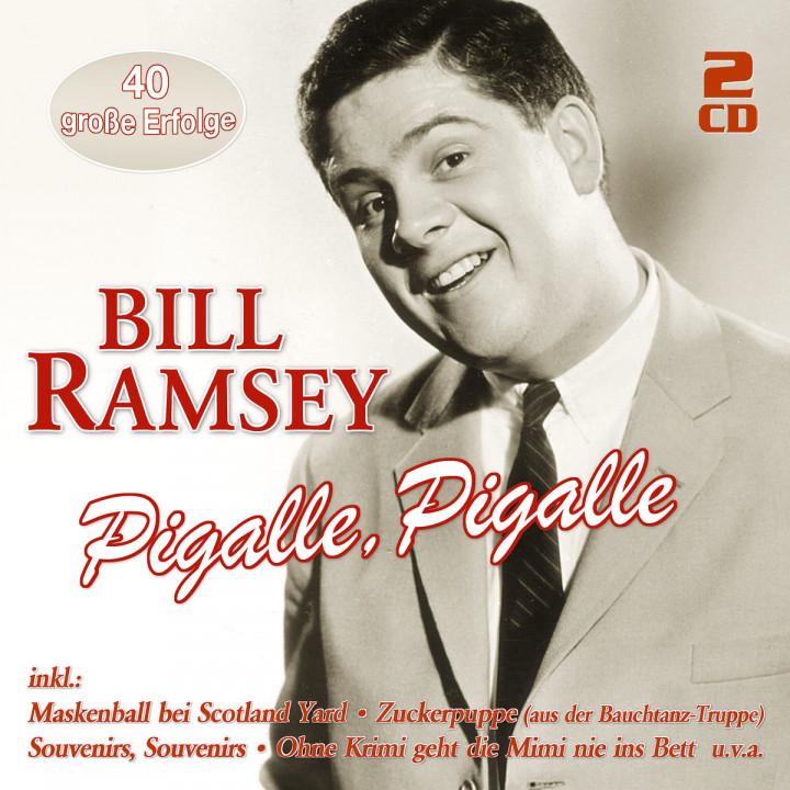 Pigalle, Pigalle - 40 große Erfolge