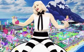 Gwen Stefani, Schaut rein: Gwen Stefani veröffentlich ihr Video zum Song Spark The Fire feat. Pharell Williams