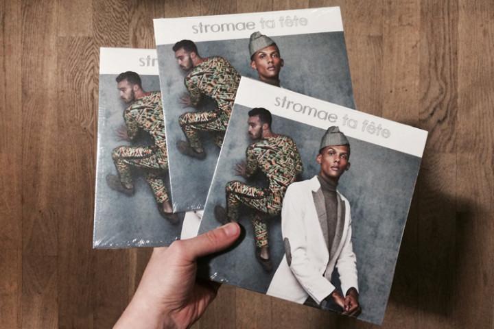 Stromae - Ta fete - Vynils - Gewinnspiel - 2014