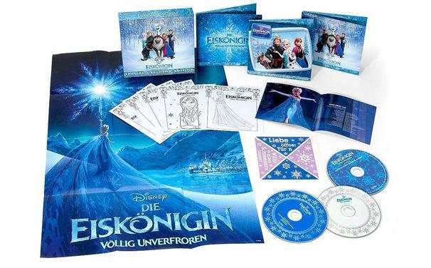 Disney, Wir wünschen einen frohen Nikolaus: Sichert euch die limitierte Geschenkbox zum Film Die Eiskönigin – Völlig unverfroren