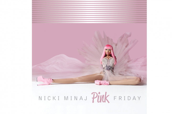 Nicki Minaj - Gsp Pink Friday - 2014