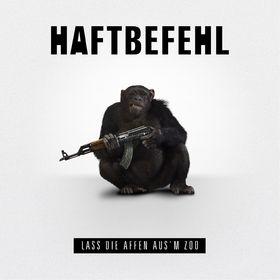 Haftbefehl, Lass die Affen aus'm Zoo, 00602547057389