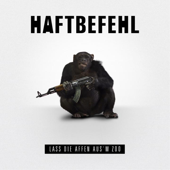 Haftbefehl - Single - Lasst die Affen aus dem Zoo - 2014