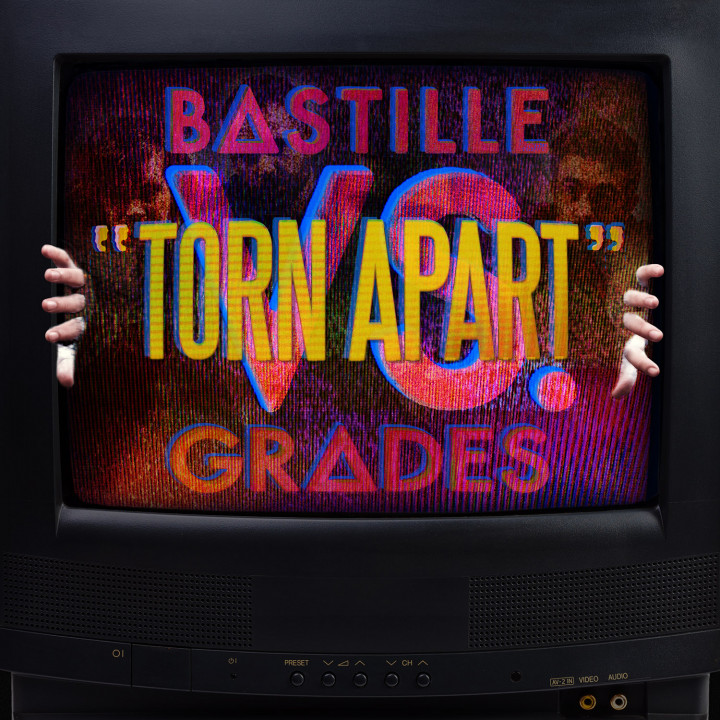 Bastille Torn Apart