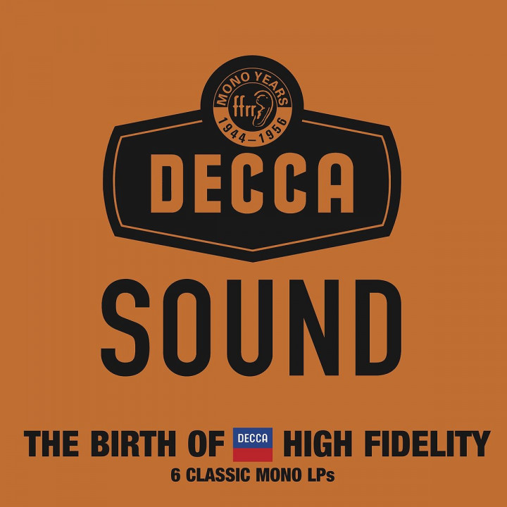 The Decca Sound: Mono Years (Ltd. Vinyl)