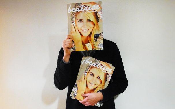 Beatrice Egli, Beatrice Egli hautnah: Gewinnt einmalige Fan Magazine des Schlager Sternchens