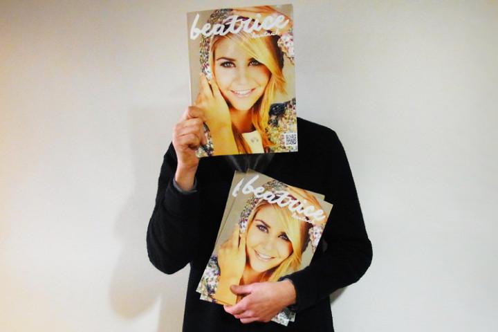 Beatrice Egli-Magazin hautnah-Gewinnspiel-2014