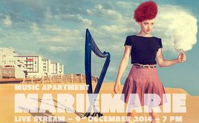 MarieMarie, Der Music Apartement-Stream live aus Zürich
