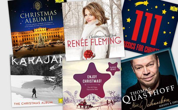 Musik zu Weihnachten, Die schönste Musik zum Fest - Wohlklingende Weihnachten mit Klassik und Jazz
