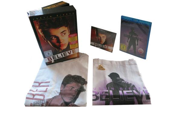 Justin Bieber, Beliebers aufgepasst: Gewinnt jetzt Believe in zwei Varianten als euer Justin Bieber-Neujahrsgeschenk