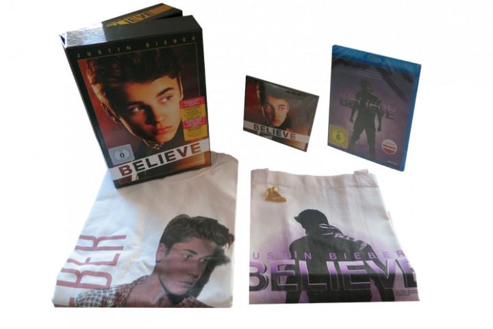 Justin Bieber - Neujahrs-Gewinnspiel - 2014