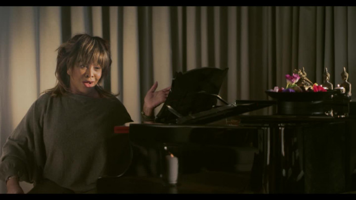 Tina Turner im Interview (3)