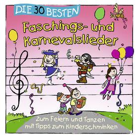 Die 30 besten..., Die 30 besten Faschings- und Karnevalslieder, 04260167470948