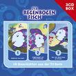 Der Regenbogenfisch, Der Regenbogenfisch - 3-CD Hörspielbox, 00602547157300