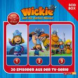 Wickie, 3-CD Hörspielbox zur neuen TV-Serie Vol.1, 00602547151674