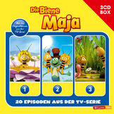 3-CD Hörspiel- und Liederboxen, 3-CD Hörspielbox zur neuen TV-Serie Vol.1, 00602547153395