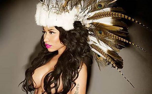 Nicki Minaj, Jetzt Tickets sichern: Nicki Minaj kommt auf ihrer Pinkprint-Tour für zwei Konzerte nach Deutschland