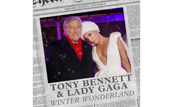Tony Bennett, Jetzt bestellen: Tony Bennett und Lady Gaga veröffentlichen Winter Wonderland