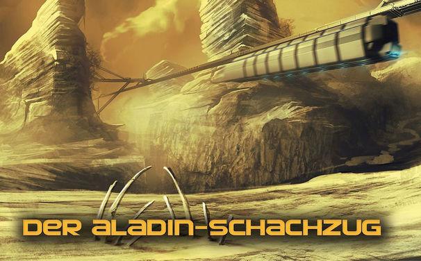 Mark Brandis - Raumkadett, Mark Brandis - Raumkadett Folge 05: Der Aladin-Schachzug ab 27. Februar 2015