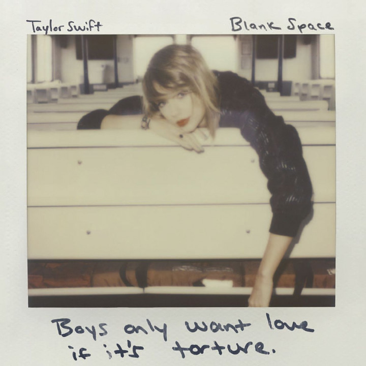 Blank Space (2-Track)