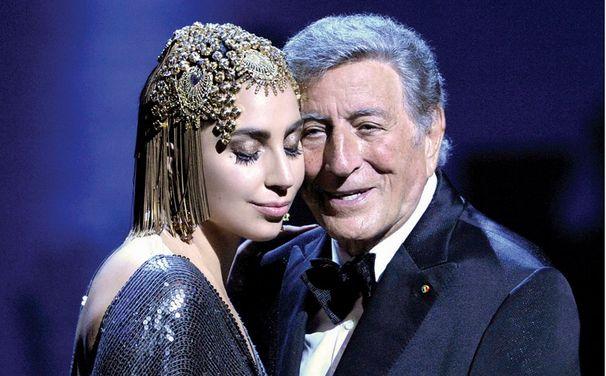 Lady Gaga, Jetzt vorbestellen: Tony Bennett und Lady Gaga veröffentlichen Cheek To Cheek LIVE! auf DVD und Blu-ray
