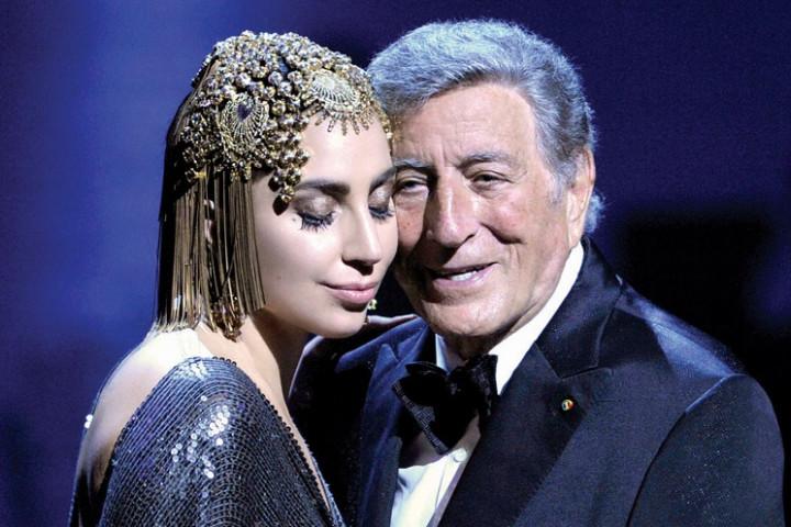 Tony Bennett Lady Gaga Cheek To Cheek Live DVD