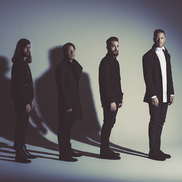 Imagine Dragons 2014 Pressebild 1