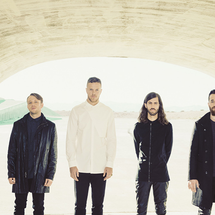 Imagine Dragons 2014 Pressebild 2