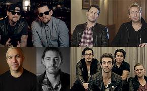 Nickelback, Schaut euch die Videos an: Universal Music Rock-Künstler wünschen euch ein frohes Weihnachtsfest