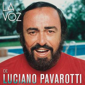 Luciano Pavarotti, La Voz De Luciano Pavarotti, 00028948216246