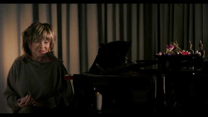 Tina Turner im Interview (5)