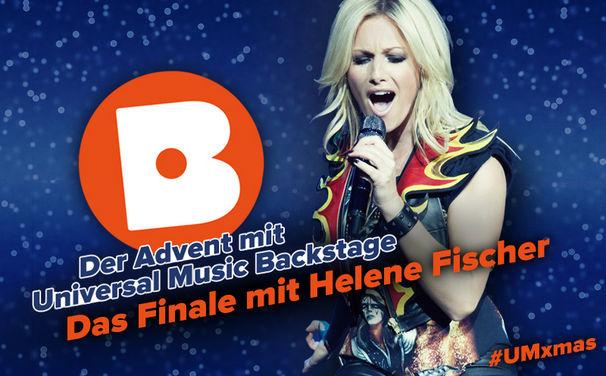 Helene Fischer, Weihnachten 2014 mit Helene Fischer: Gewinnt große Fanpakete
