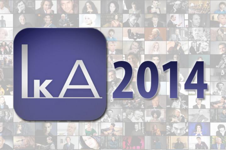 KlassikAkzente Jahresrückblick 2014