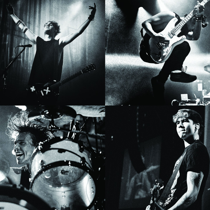 5 Seconds Of Summer — LiveSOS — 2014