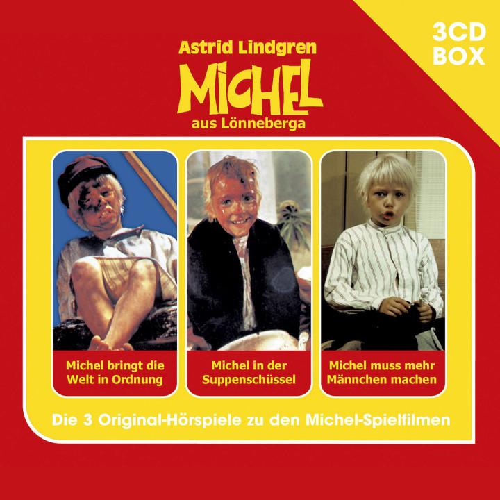 Michel - 3-CD Hörspielbox