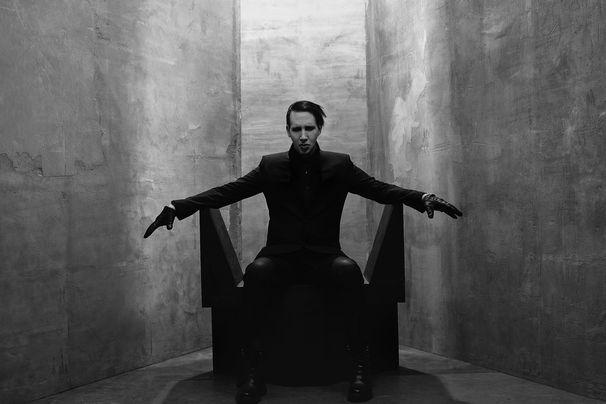 Marilyn Manson, Vorfreude auf November: Marilyn Manson kommt vier Mal nach Deutschland