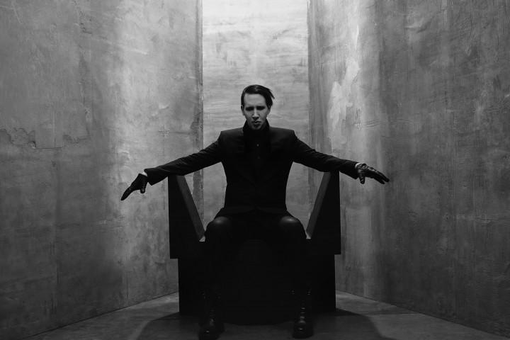 Marilyn Manson Pressefoto 2014