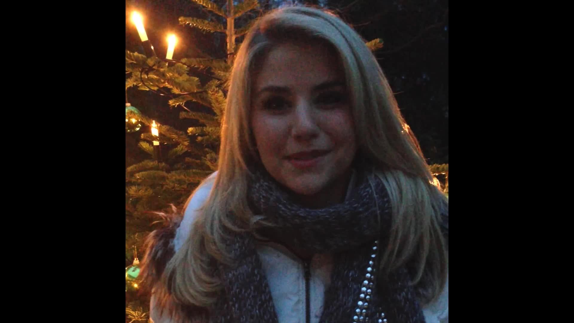 Beatrice Egli, Beatrice Egli wünscht euch frohe Weihnachten