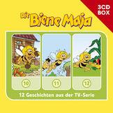 3-CD Hörspiel- und Liederboxen, Die Biene Maja - 3-CD Hörspielbox Vol. 4, 00602547152053